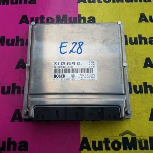 Calculator ECU Mercedes